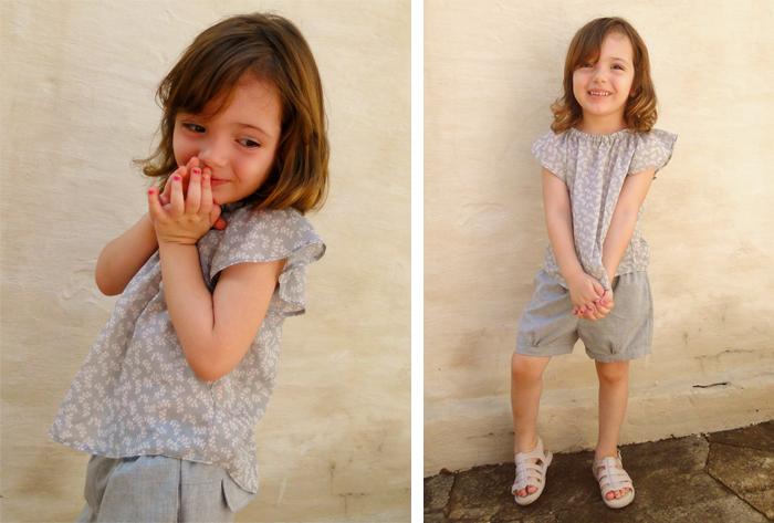 molde e tutorial de costura para blusa infantil
