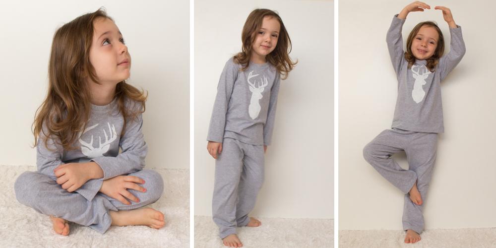moldes de costura para conjunto em malha infantil