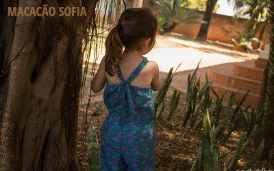 Macacão SOFIA – infantil