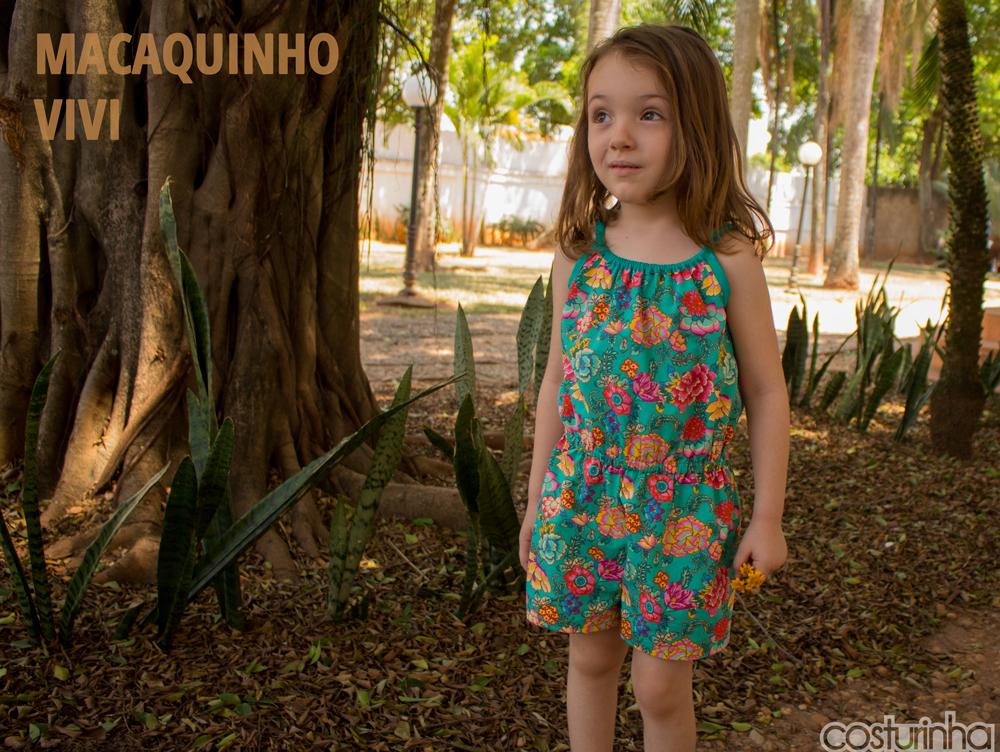 Macaquinho VIVI – bebê e infantil