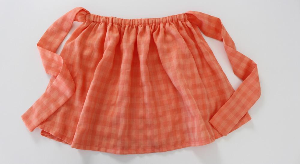 Modificação de moldes: saia pronta - transformando o Vestido Julia em uma saia