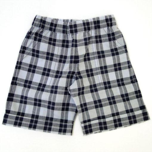 Bermuda Pedro Infantil - moldes e tutorial de costura em PDF
