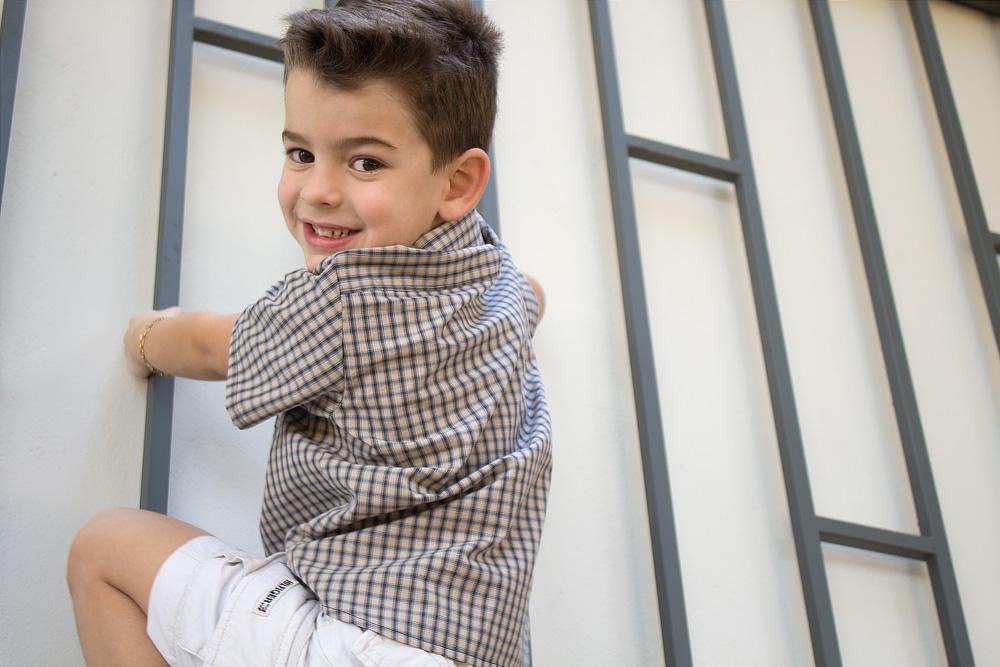 Camisa Rafael - como costurar uma camisa infantil