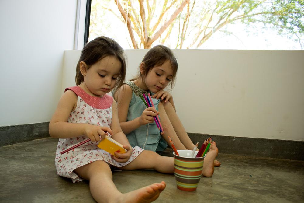Como costurar um vestido infantil - molde e passo a passo de costura