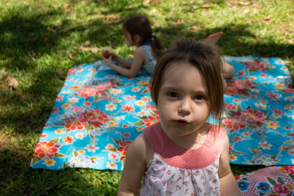 Como costurar um vestido infantil e bebê - molde e tutorial COSTURINHA