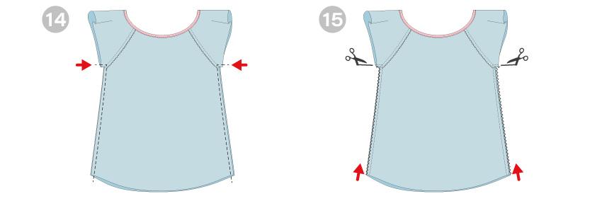 vestido infantil - passo a passo tutorial de costura