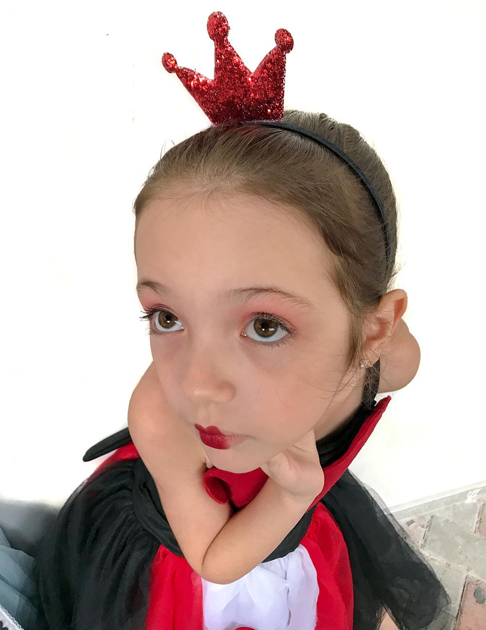 Fantasias do carnaval 2018 – Alice no País das Maravilhas