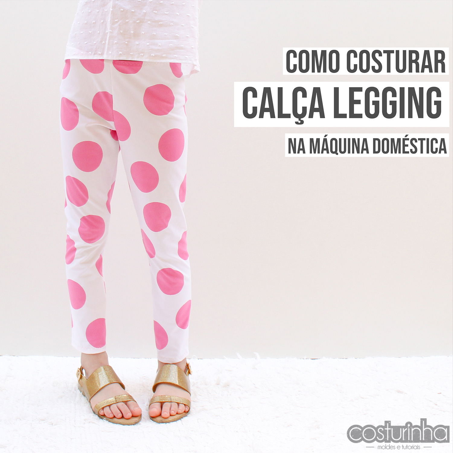 Molde grátis de calca legging PDF download